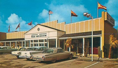 American Heritage Wax Museum - Scottsdale, AZ