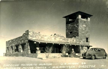 American Meteorite Museum
