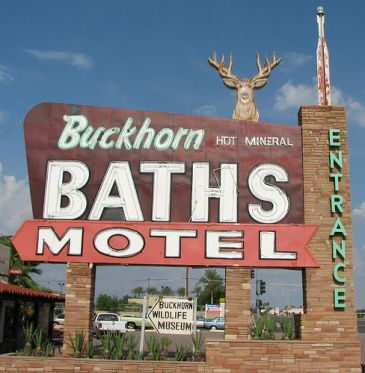 Buckhorn Hot Mineral Baths & Wildlife Museum - Mesa, AZ