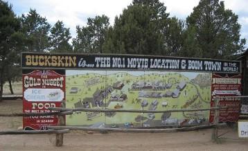 Buckskin Joe Frontier Town - Canon City, CO
