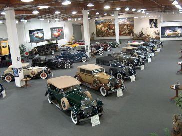 Chandler Vintage Museum of Transportation & Wildlife - Oxnard, CA