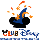 Club Disney logo