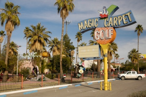 Magic Carpet Golf - Tucson, AZ