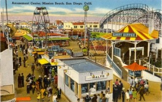 Mission Beach Amusement Center