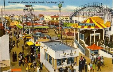 Mission Beach Amusement Center
