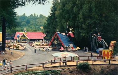 Santas Village Scotts Valley