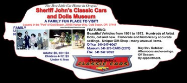 sheriff-johns-classic-cars-dolls-museum-gold-beach-or