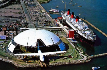 Spruce Goose & Queen Mary - Long Beach, CA