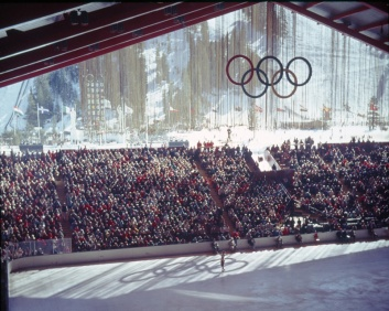Squaw Valley Ice Arena - North Lake Tahoe