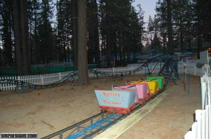 Tahoe Amusement Park - South Lake Tahoe, CA