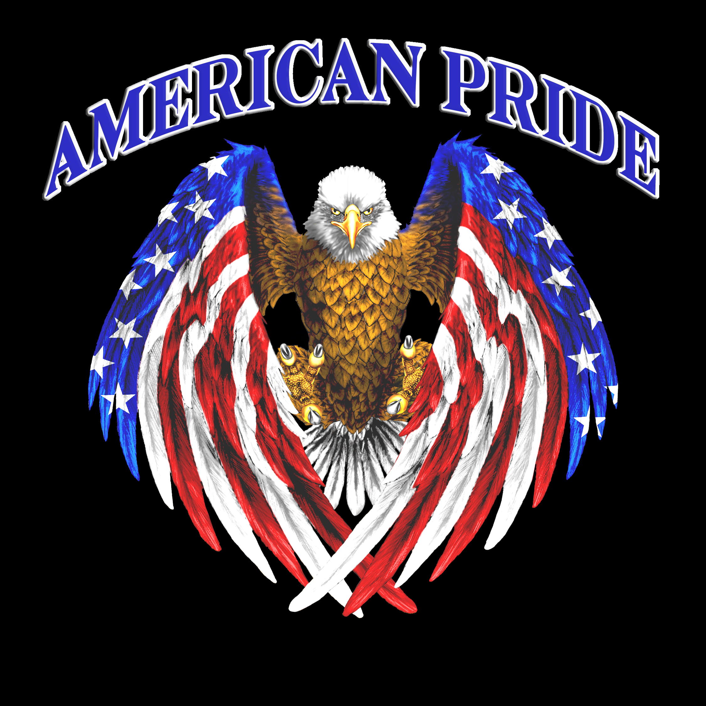 american pride tattoo. American pride