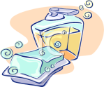 Bar_of_Soap_and_Liquid_Soap_clipart_image.jpg