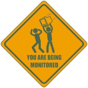 being-monitored