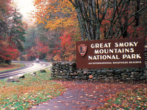 great_smoky_mountains_national_park_sign