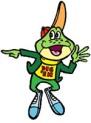 Dig-em-frog
