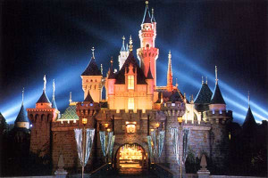disneyland-castle-night