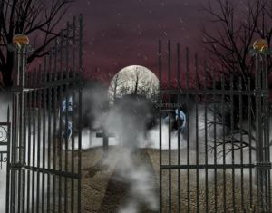 Graveyard-Rain_1
