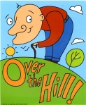 over-the-hill-clipart