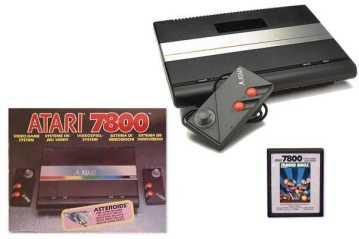 Atari 7800 ~ 1986