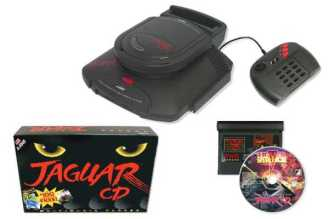 Atari Jaguar CD Add-On ~ 1995