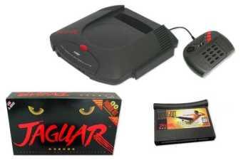 Atari Jaguar ~ 1993