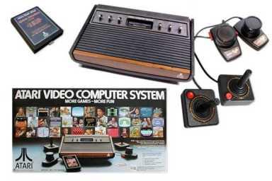 Atari VCS 2600 ~ 1977