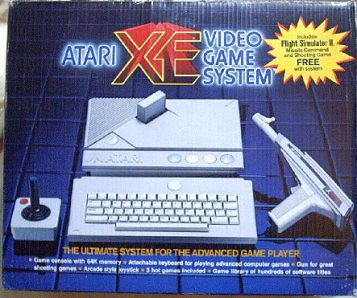 Atari XE VGS ~ 1987