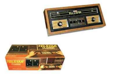 Coleco Telstar Classic ~ 1976