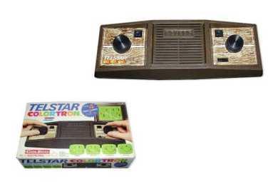 Coleco Telstar Colortron ~ 1978