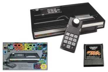 ColecoVision by Coleco ~ 1982