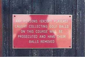 golf-ball-sign