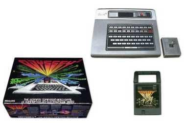 Magnavox Odyssey 2 ~ 1978