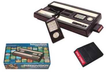 Mattel Intellivision ~ 1980