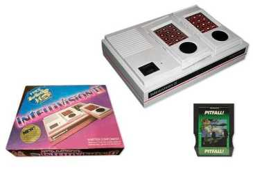 Mattel Intellivision II ~ 1982