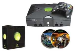 Microsoft XBOX ~ 2001