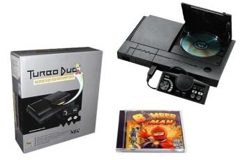 NEC Turbo Duo Super System ~ 1992