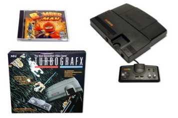 NEC Turbografx-16 ~ 1989