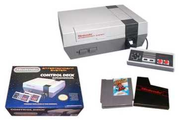 Nintendo Entertainment System ~ 1985