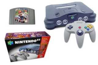 Nintendo 64 ~ 1996