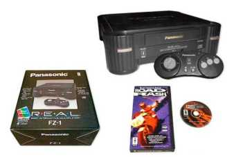 Panasonic 3DO Interactive FZ-1 ~ 1993