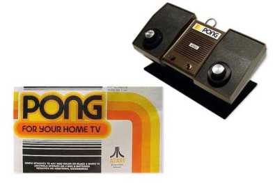 Atari Pong ~ 1975
