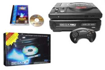 Sega CD for Genesis ~ 1992