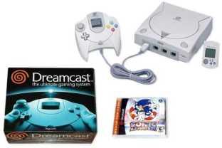 Sega Dreamcast ~ 1999
