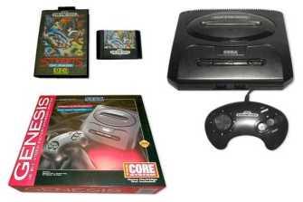 Sega Genesis 2 ~ 1994