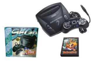 Sega Genesis 3 ~ 1998