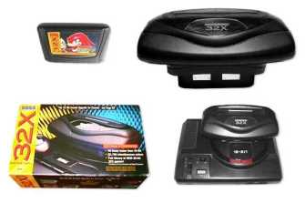 Sega 32X Genesis Add-On ~ 1994