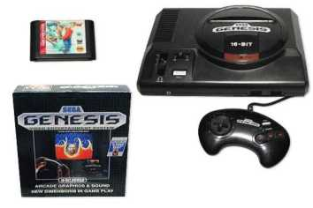 Sega Genesis ~ 1989