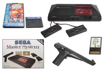 Sega Master System ~ 1986