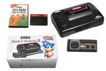 Sega Master System II ~ 1990