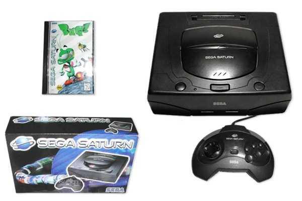 La evolucion de las consolas de video juegos taringa - Sega saturn virtual console ...
